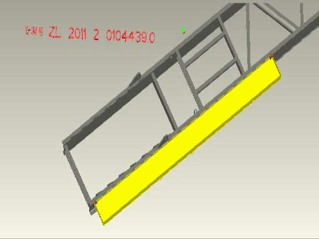 Fast Installation Patent of  Jib on Tower Crane